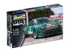 REVELL 07032 Modellbausatz Porsche 934 RSR Vaillant, ab 10 Jahre