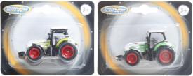 Speedzone D/C Traktor, Freilauf, 2-fach sortiert, W125 x H100 mm