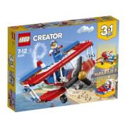 LEGO® Creator 31076 Tollkühner Flieger, 200 Teile, ab 6 Jahre