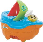Vtech 80-187104 Tut Tut Baby Badewelt - Segelboot, ab 12 Monate - 5 Jahre, Kunststoff
