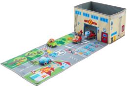 HABA Aufbewahrungsbox Feuerwehr