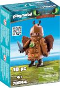 Playmobil 70044 Fischbein mit Fluganzug
