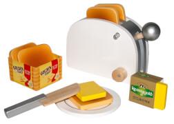 Golden Toast Set