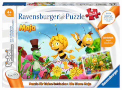 Ravensburger 00047 tiptoi® Puzzle für kleine Entdecker: Biene Maja
