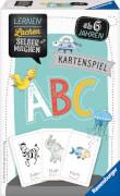 Ravensburger 41579 Kartenspiel ABC