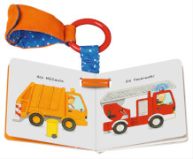 Ravensburger 21949  Mein erstes Buggybuch - Alle meine Fahrzeuge
