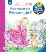 Ravensburger 021574 Wieso?Weshalb?Warum? Junior Was macht die Prinzessin?