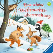 Ravensburger 020201 Eine schöne Weihnachtsüberraschung