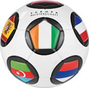 Fan-Fußball EM Flaggen